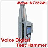 Uuni-WT® HT225W+ Type-in-one Voice Digital Test Hammer High Quality Test Hammer Measuring Ranges 10-60MPa