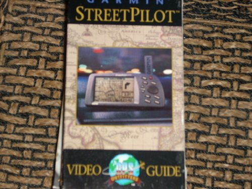 Video Operation Guide for GARMIN StreetPilot (1998 Vhs Videocassette) Contains Quick Start to Advanced Features & -