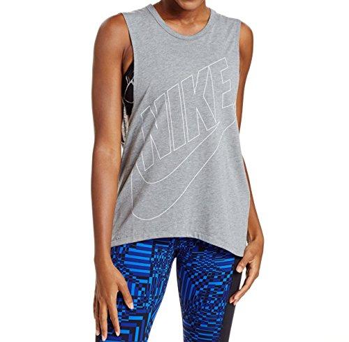 Nike Signal Muscle Tank X-Large Grey