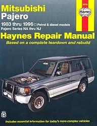 Mitsubishi Pajero Australian Automotive Repair Manual: 1983-1996 (Haynes Automotive Repair Manuals)