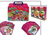 The Best Shopkins 2 Item Bundle: Large Tin Lunch Box with 3D Mold Shopkins w/