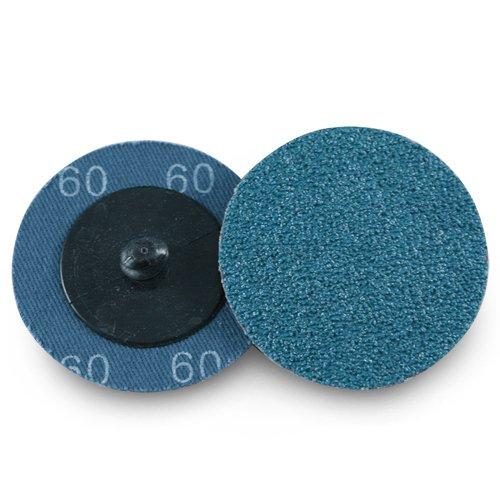 Quick Change Zirconia Discs - 4