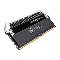 Corsair DOMINATOR Platinum Series 64 GB DDR4 3000 C15 Memory Kit, 2400 MT/s CMD64GX4M4C3000C15