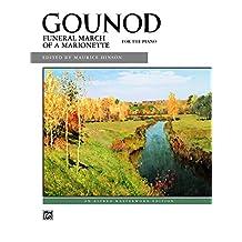 Funeral March of a Marionette: Advanced Piano Solo (Piano) (Alfred Masterwork Edition)