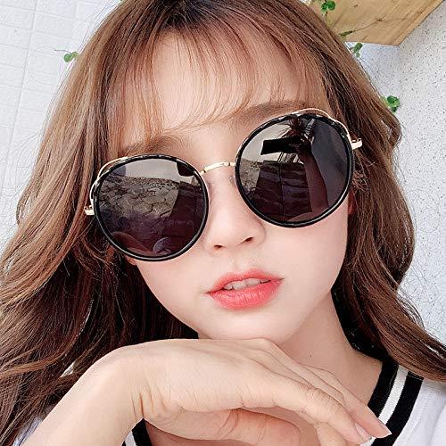 MQKZ 2019 Gafas de sol nuevas Gafas de sol redondas para ...