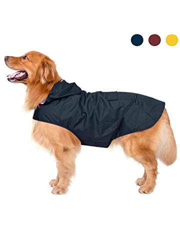 world-wide free shipping sale retailer best shoes Amazon.co.uk | Raincoats for dogs