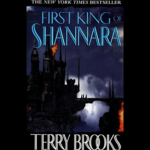 The First King of Shannara: The Shannara Series, Prequel Audiobook [Free Download by Trial] thumbnail