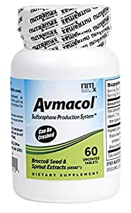 NUTRAMAX Avmacol Uncoated Tablets, 60 Count
