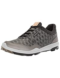 ECCO Shoes Men's Biom Hybrid 3 Lace Golf Shoes