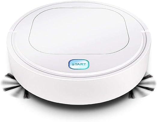 Robot Aspirador Robot Vacuum Cleaner, Limpia Pisos Duros y ...