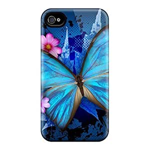For Iphone Cases, High Quality Butterfly For Iphone 6 Covers Cases