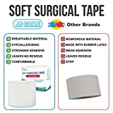 """[Pack of 4] Soft Surgical Tape 2"""" x 10"""