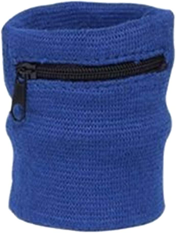 Bangle009 Sports Bags 1Pc Wallet Pouch Wrist Wrap Bandage Support Zipper Running Wristband