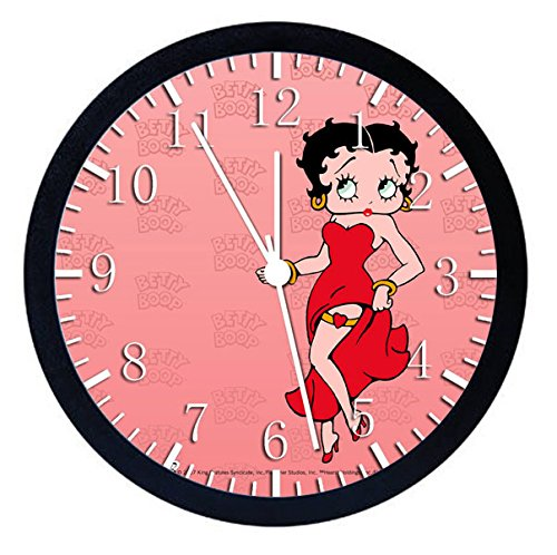 Extra Large Betty Boop Wall Clock