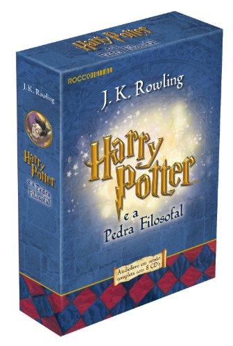 Harry Potter e a Pedra Filosofal - Audiolivro