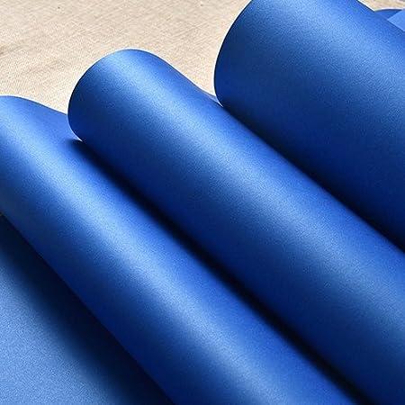 ZYONGPixel Color Wallpaper To Fresh Green Blue Eco Non Woven Cloth Bedroom Living
