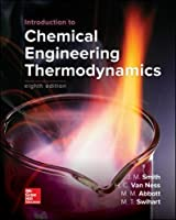 Introduction to Chemical Engineering Thermodynamics, 8th Edition Front Cover