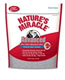 Nature's Miracle Just for Cats Paper Clumping Litter, My Pet Supplies