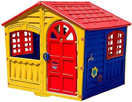 Dantoy Garden Outdoor Kids Fun Plastic Durable 3 Persons Rocker With Seats Toy