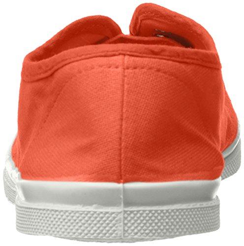 corail Tennis Orange Femme Bensimon Elly Baskets X41q6p