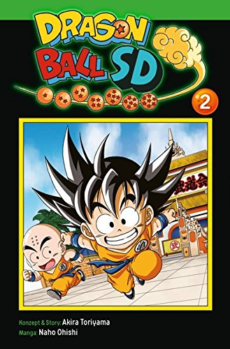 Dragon Ball SD, Band 2