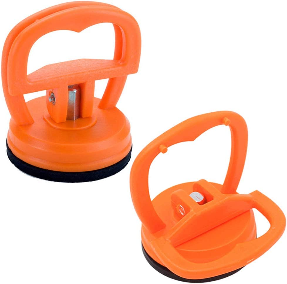 Double Handle Dent Glass Lifter Tiles Mirror Suction Cup Professional Heavy Duty