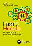 capa de Ensino Hibrido. Personalização e Tecnologia