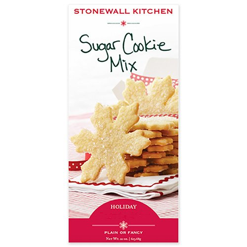 Stonewall Kitchen Sugar Cookie Mix, 22 ounces