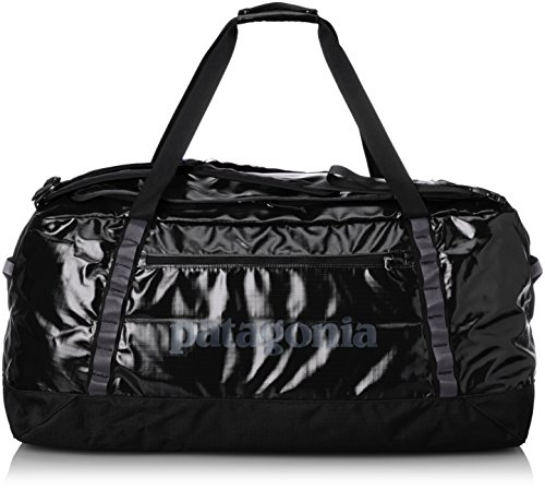Patagonia Black Hole Duffel Bag 120L Black by Patagonia