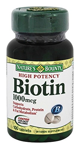 Natures Bounty Vitamin Supplement Tablets