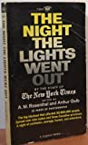 img - for The Night the Lights Went Out book / textbook / text book