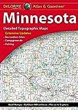 DeLorme® Minnesota Atlas & Gazetteer (Minnesota Atlas and Gazetteer)