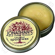 Jonathan's Spoons USA Wax Coconut Oil And Beeswax