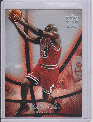 2006-07 Upper Deck Michael Jordan Chicago Bulls Basketball Card #12