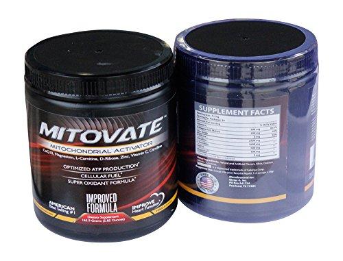 Mitovate Powder Coq10 L-Carnit...
