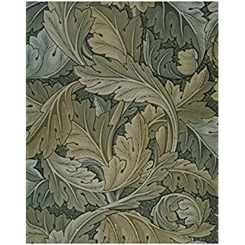 Acanthus Wallpaper by William Morris