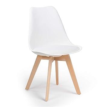 Sklum Blancoelige Silla Nordic Color Nordic Silla Sklum wPN8X0Onk