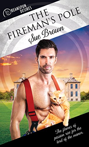 Release Day Review: The Fireman's Pole (Dreamspun Desires #44) by Sue Brown