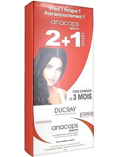 Ducray Anacaps trio