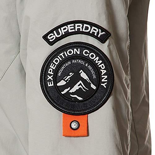 Ashley Ice Femme Gris Cloud Superdry Everest Yb6 Parka d8qwnXP