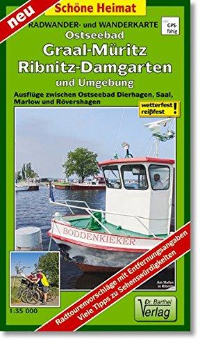 radwander-und-wanderkarte-ostseebad-graal-mritz-ribnitz-damgarten-und-umgebung-ausflge-zwischen-ostseebad-dierhagen-saal-marlow-und-rvershagen-1-35000-schne-heimat