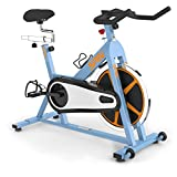 Spinning R1 Indoor Cycling Bike with Four Spinning DVDs