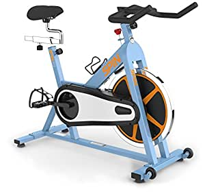 SPIN R1 Indoor Cycling Bike with Four DVDs