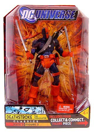DC Universe Classics Action Figure Wave 3 Deathstroke Masked Variant