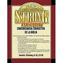 Nueva Concordancia Strong Exhaustiva de la Biblia