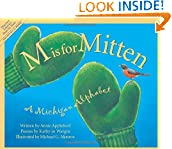 #6: M Is For Mitten: A Michigan Alphabet (Discover America State by State)
