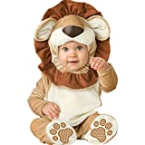 Treading - Design Arrival Christmas Xmas Holiday Halloween Costume Infant Baby Girls Lion Rompers Cosplay Newborn Toddlers Clothes [ 18M 1 ]