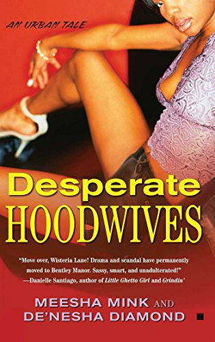 book cover of Desperate Hoodwives