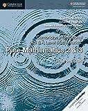 كامبردج الدولية AS & A Level Mathematics: الرياضيات النقية 2 و3 كتاب دورات