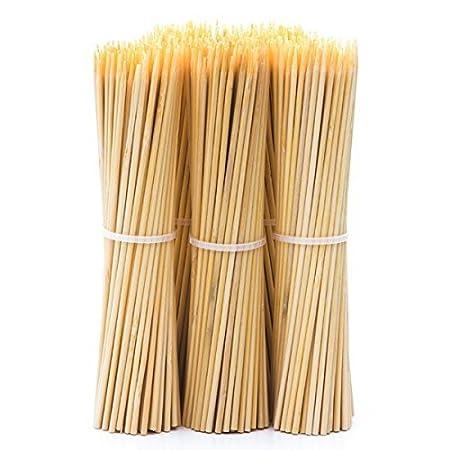 Bamboo Skewers stick 12 Inches (100 sticks)+(50 sticks) free